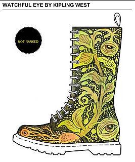 Dm_eye boot