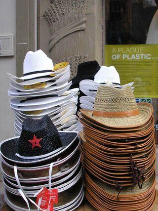 Plastic cowboys