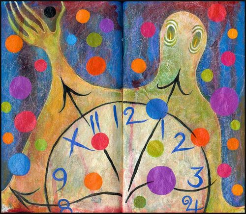 Timeghost.