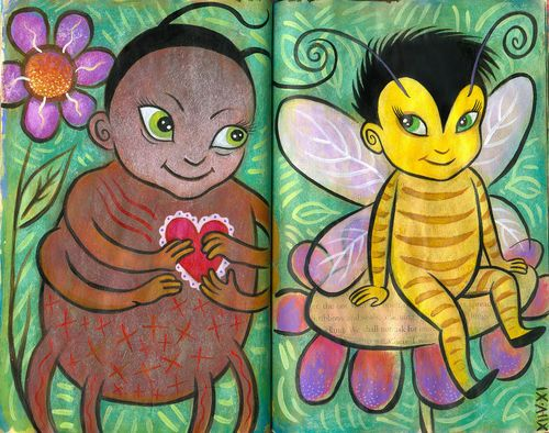 Bee_love