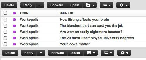 Workopolis.spam