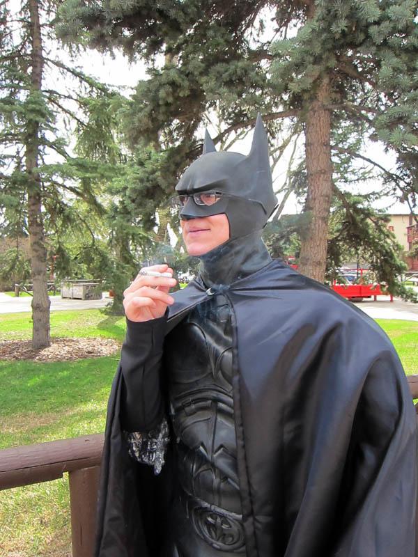 S.smoking batman 1