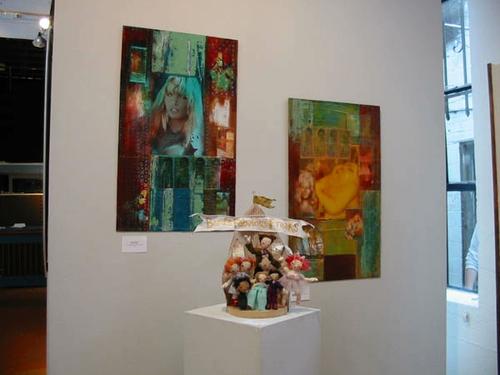Amy and Sara's work