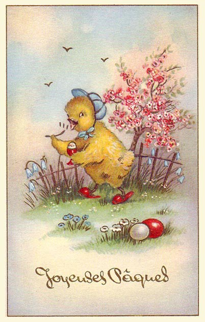 Creepy Easter: A Fine Young Cannibal Indeed