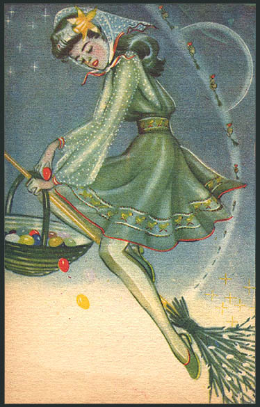 The Easter Witch