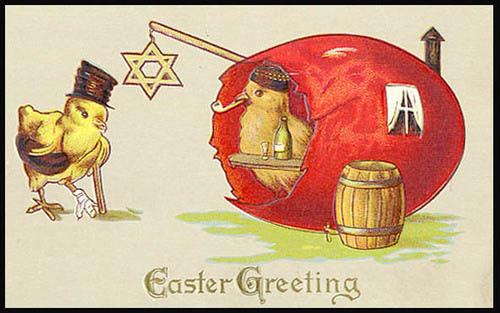 More Creepy Easter