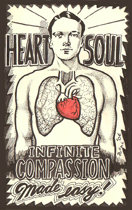 Heart, Soul, and Infinite Compassion Made Easy!