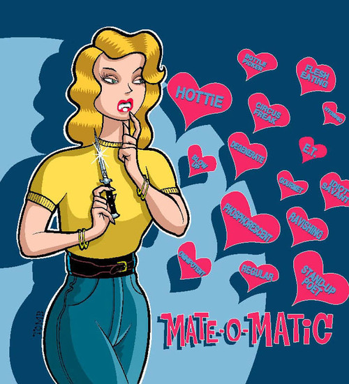 My bad news valentine
