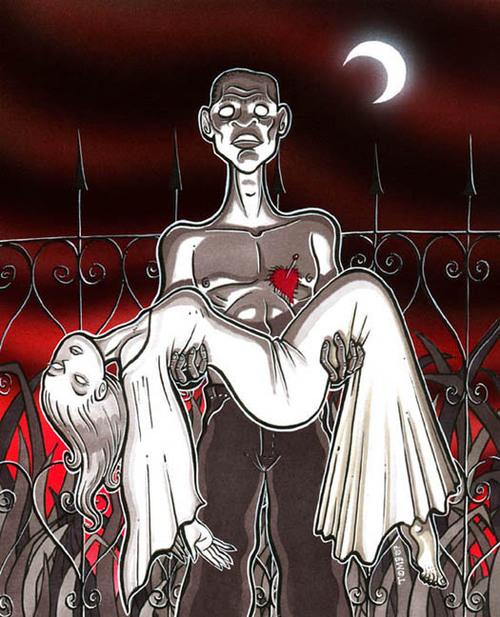 Zombie Valentine!