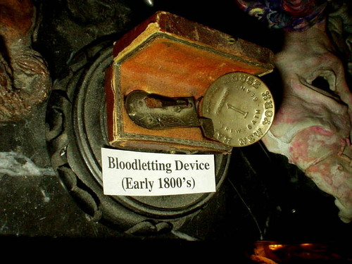 Bloodletting  Device