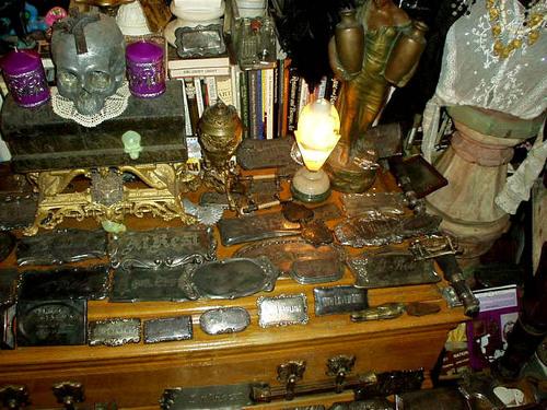 Coffin Plates