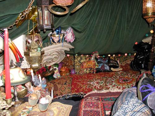 Harem room