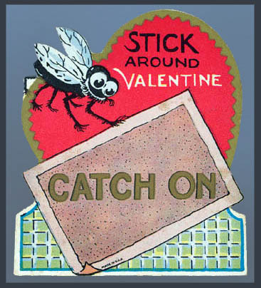 Don't Be Flighty, Valentine!