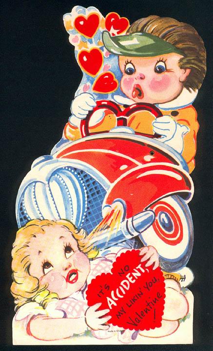 Vintage Valentine: The Crush