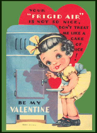 Vintage Valentines: Cold as Ice