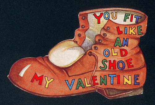 Vintage Valentine: What Every Girl Wants To Hear