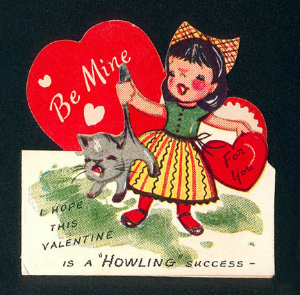 Vintage Valentines: Animal Cruelty