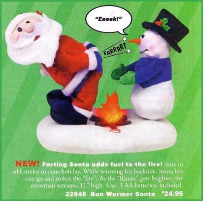 Santa_fart